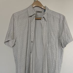 Kenneth Cole reaction button down shirt, size XL